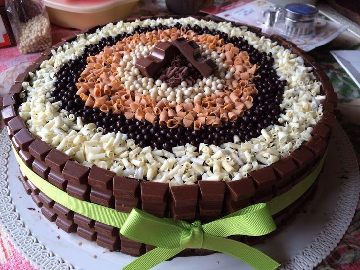 Torta brother's birthday