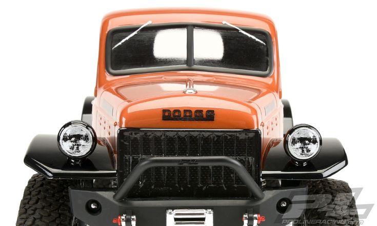1946 Dodge Power Wagon                      ( Pro-line Model )