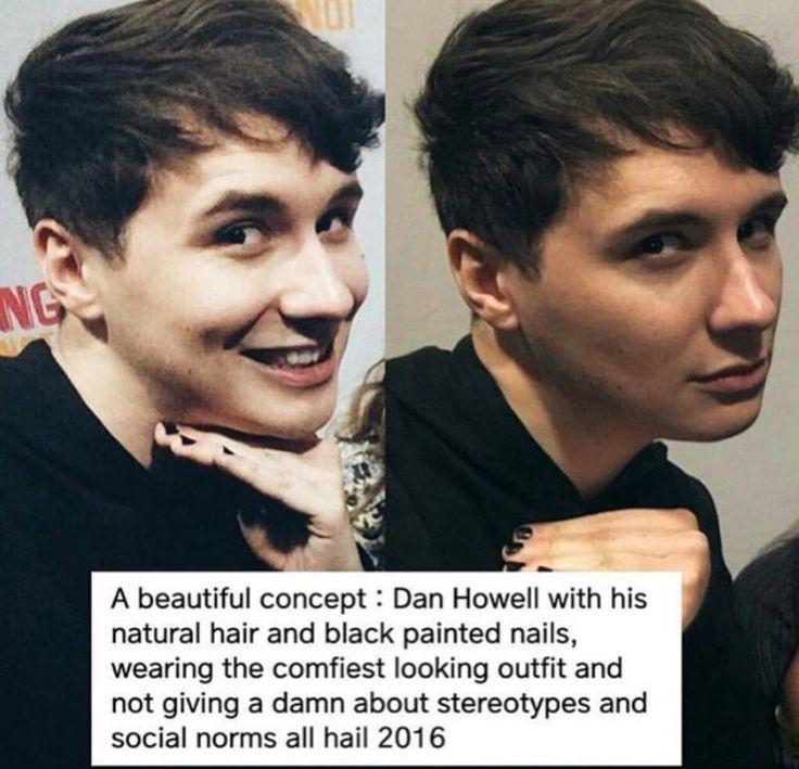 Dan gives deep throat