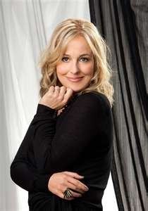 Genie Francis returning to General Hospital on Katie Couric show 2-14-13