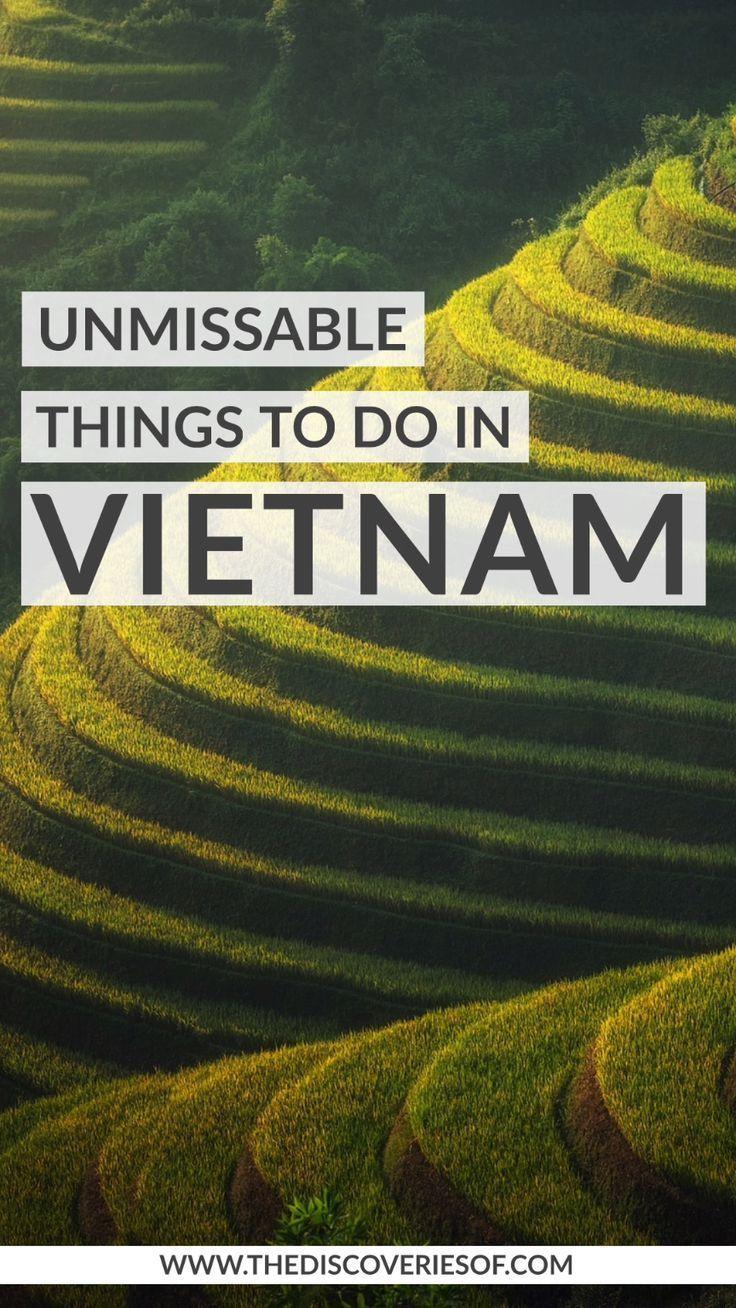 15 incredible destinations in Vietnam #destination…