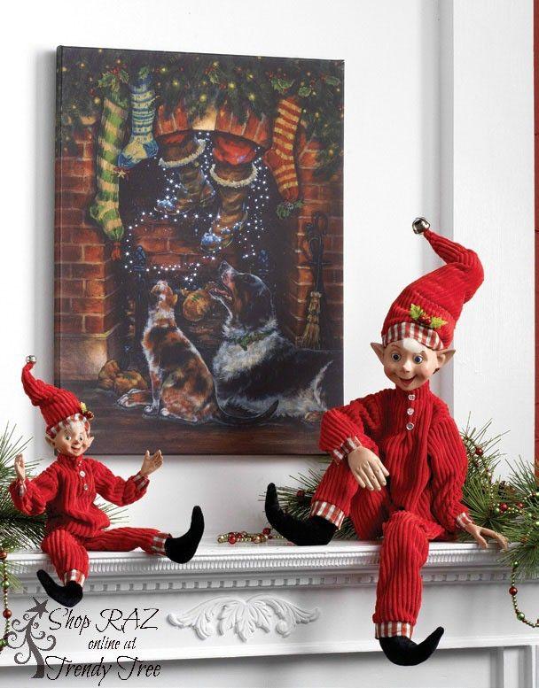 108 best Christmas: Elves images on Pinterest | Christmas elf ...