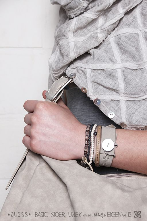Zusss l Leuke armbandjes om te combineren l www.zusss.nl