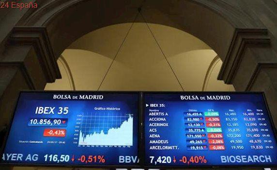 El Banco Popular encabeza hoy las subidas dentro del Ibex 35