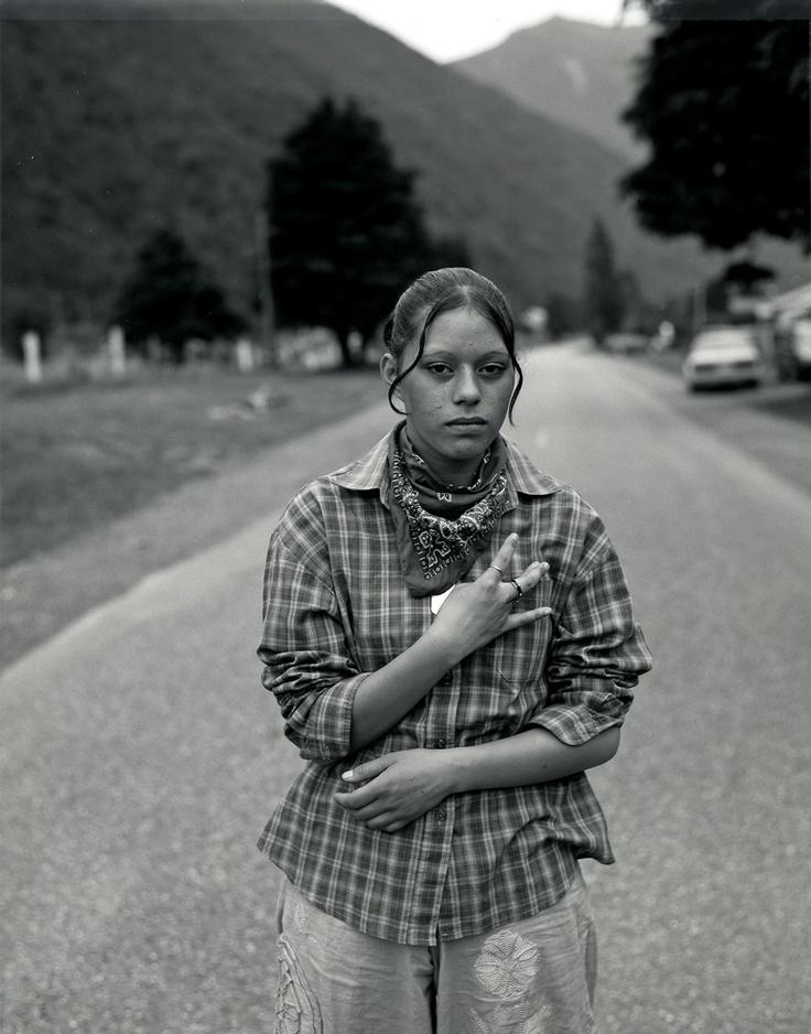 derek henderson.net/maori teenagers