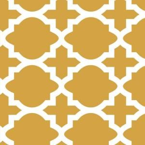 Stencil Ease Meknes Wall Painting Stencil - 19.5 in. x 19.5 in. Stencil Sheet SSO2199 at The Home Depot - Mobile