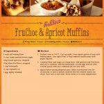 FruChocs Muffins