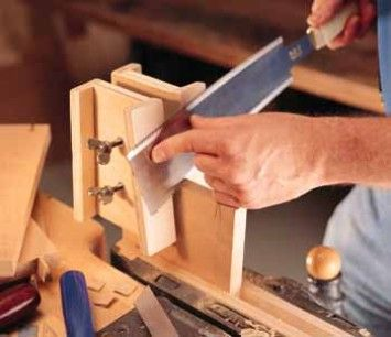 Dovetail Jig