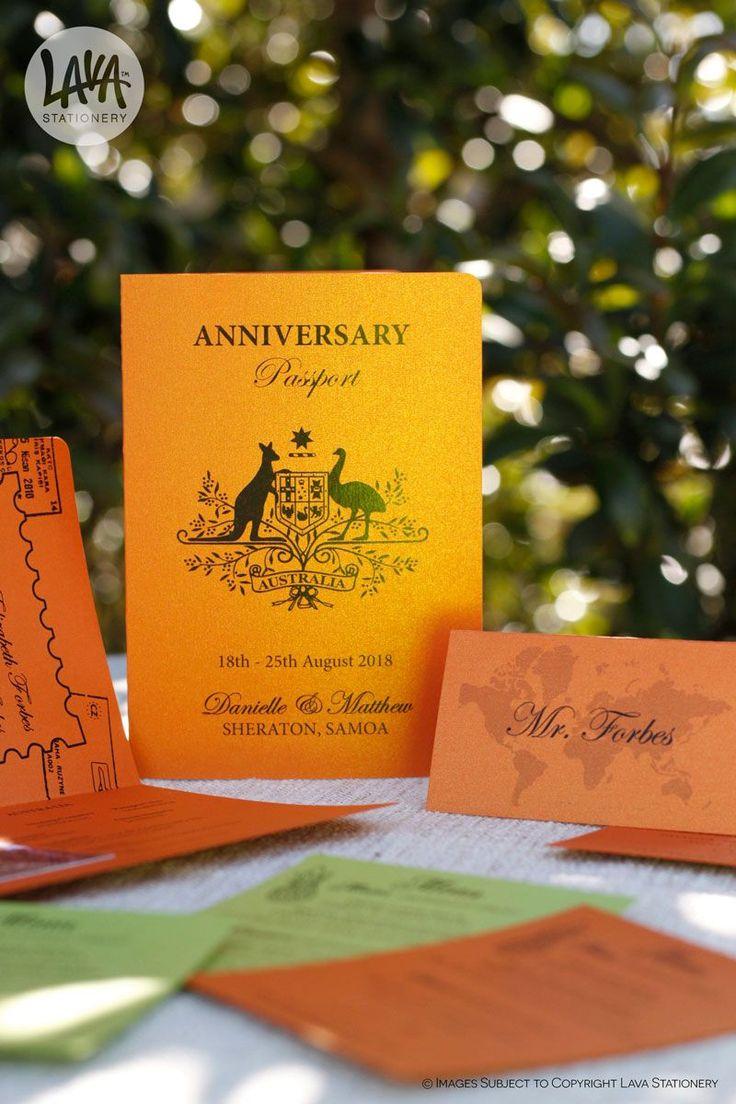 Only one month of winter left! These custom passport invitations were designed for Danni and remind me of a tropical paradise. 🏄♀️🌞#BringOnSummer   •••  #PassportWedding #PassportToParadise #SamoanWedding #WeddingPassport #TropicalWedding #OrangeWedding #ReceptionStationery #WeddingPlaceCard #WeddingStationery #WeddingMenu #EtsyShop #EtsySeller #EtsySellersOfInstagram #DestinationWedding #SummerWedding #LavaStationery #HandmadeInAustralia #DesignedInAustralia #SupportSmallBusiness