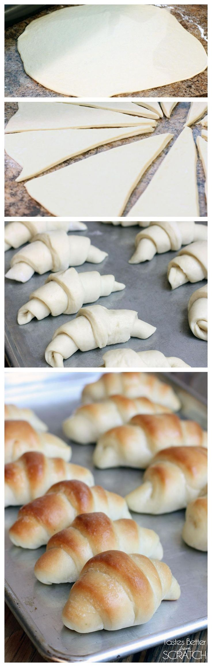Feather light rolls recipe from TastesBetterFromScratch.com - the BEST light and fluffy homemade rolls!