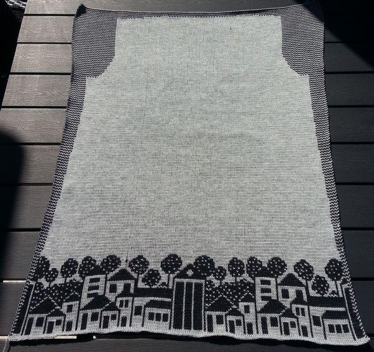 machine knitting blog
