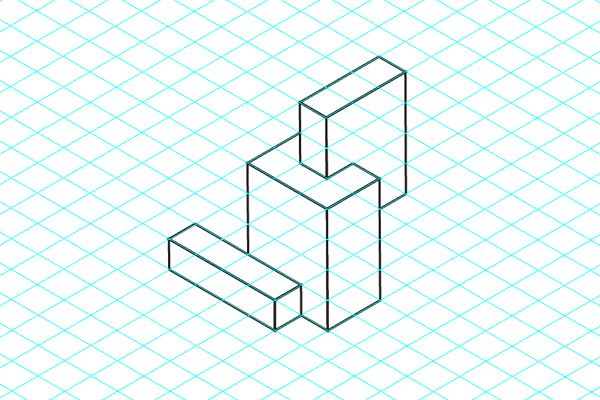 Quick Tip: How to Create an Isometric Grid in Less than 2 Minutes! - Tuts+ Design & Illustration Tutorial