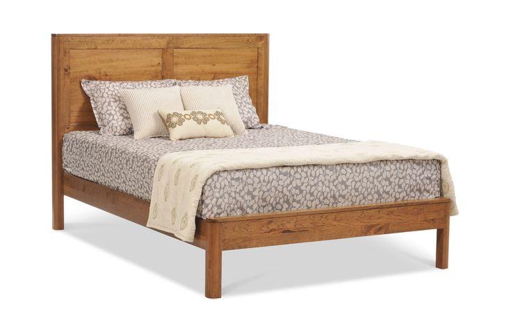 Crossan Queen Panel Bed