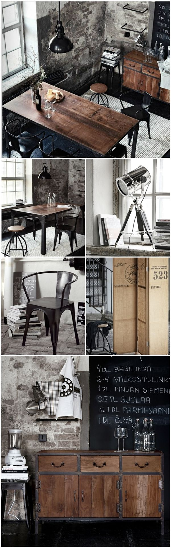 Discover This Startling Cinematic Cocktail Bar In West Hollywood!  | http://vintageindustrialstyle.com/ | vintage industrial style vintage home decor industrial home decor