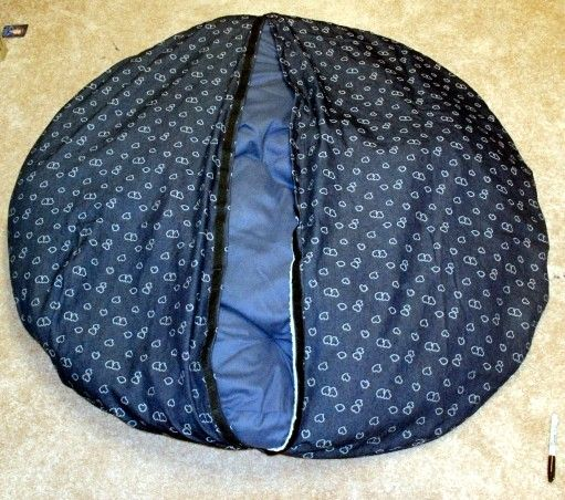 Make a slipcover for your papasan chair cushion coins Papasan cushion cover
