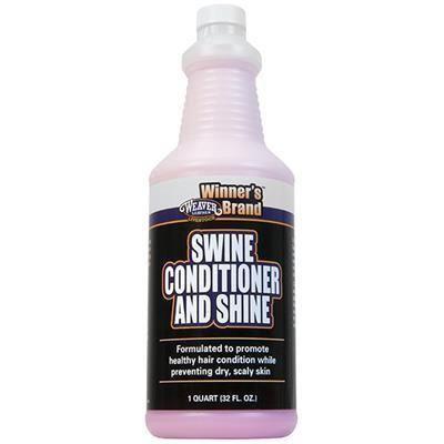 WEAVER SWINE CONDITIONER AND SHINE 1 QUART