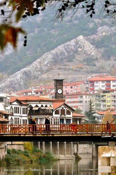 Амасья, Исторические дома. Турция