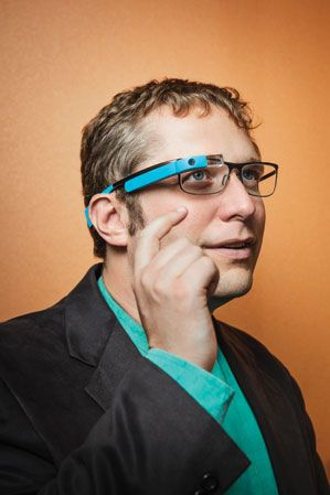 IM WORKING FOR THIS GUY YALL! YOU GO THAD!! Wearable Computing Pioneer Dismisses Google Glass Skeptics