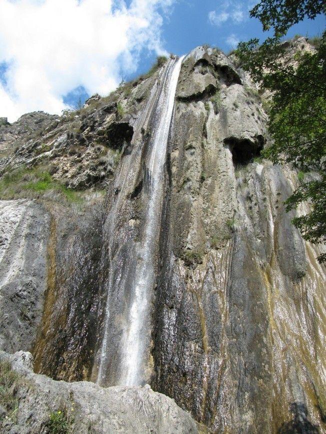 Gardameer – watervallen - Bezienswaardigheden