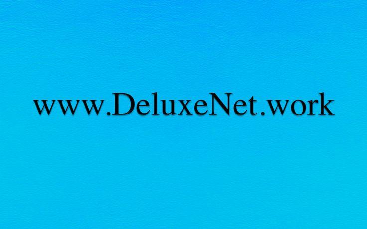 www.DeluxeNet.work Premium Domainname Verfügbar für Akquisition auf / Nom de Domaine Premium Disponible pour Acquisition sur / Premium Domain Name Available for Acquisition on www.spotnet.ch für / pour / for 1'500- CHF