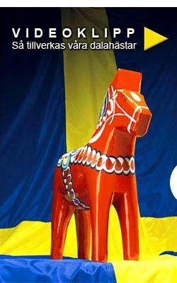 Dalahästen www.nohemslojd.se Övrig tid på året Vardagar 8–17. Lördagar 10–14. Söndagar stängt