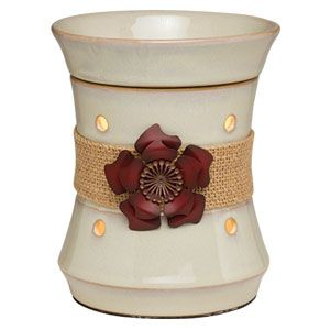 One of the many new Spring/Summer warmers available from Scentsy!    See more at:  www.secha.scentsy.us  www.facebook.com/sechas.scents