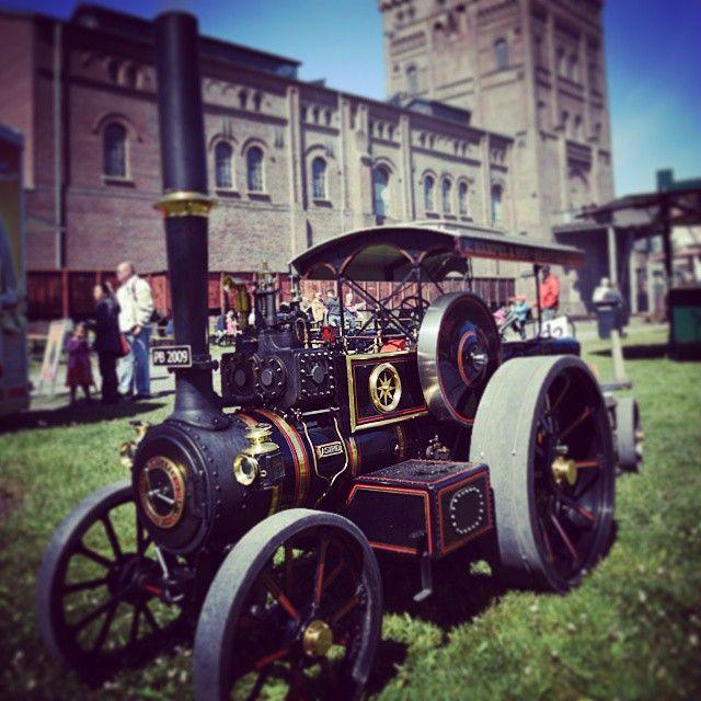 Zeche Hannover Dampffestival Antique Cars Car Antiques