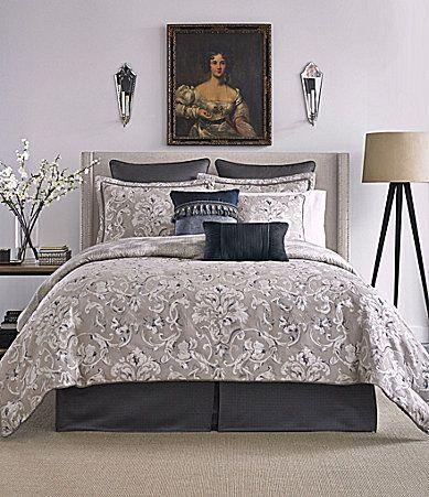 Croscill natalia comforter set dillards house ideas pinterest comforter comforter sets for Dillards bathroom accessories sets