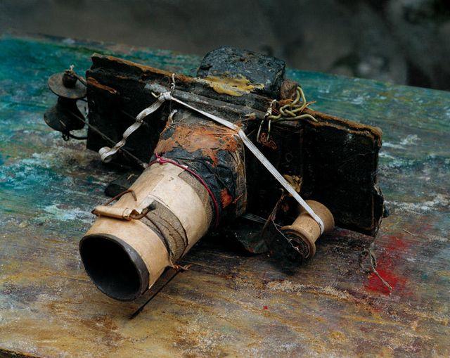 Miroslav-Tichy Camera