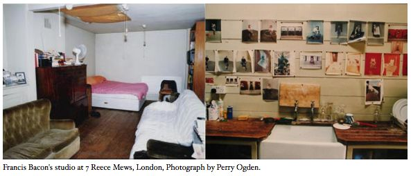 Francis Bacon Studio And House
