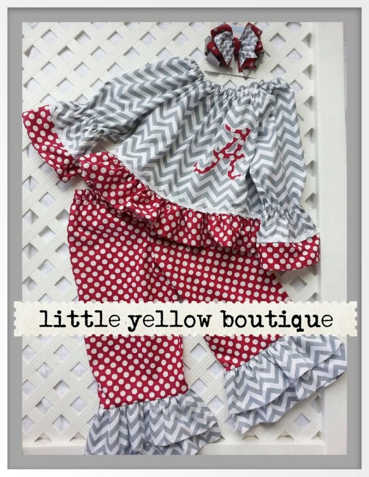 Alabama capri pant outfit by BeansClothing on Etsy, $59.99