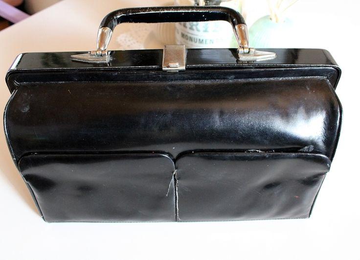 Einzigartige Vintage Koffer Handtasche 20er von *Coco Mademoiselle* auf DaWanda.com