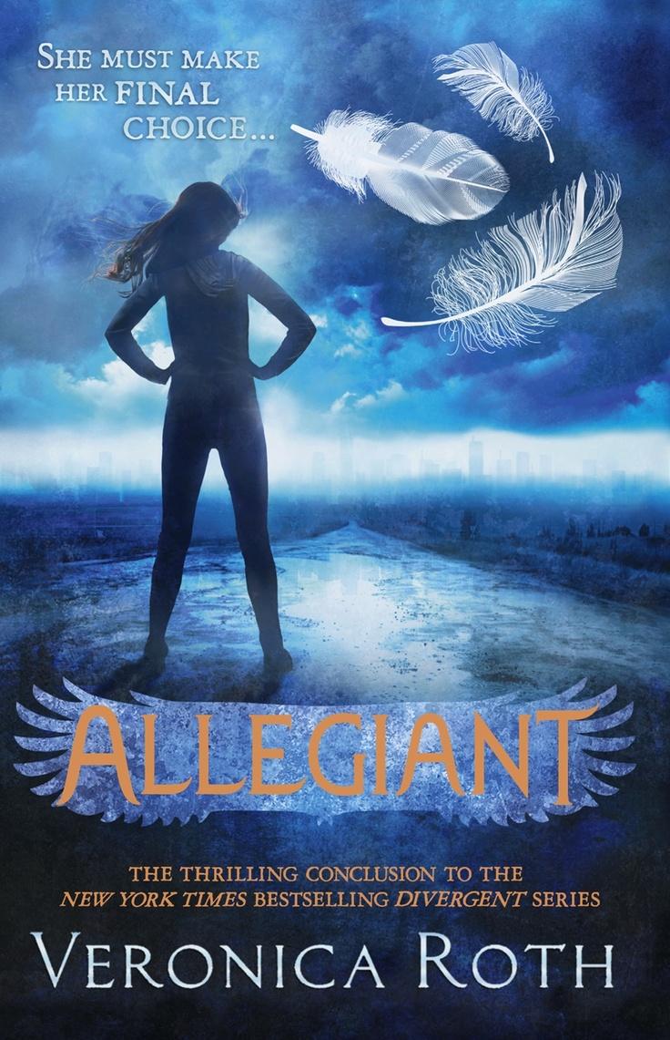 Allegiant (UK Edition) – Veronica Roth