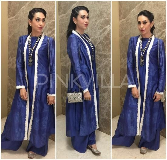 Celebrity Style,karisma Kapoor,Ankur and Priyanka Modi,AM : PM,Esha Amiin