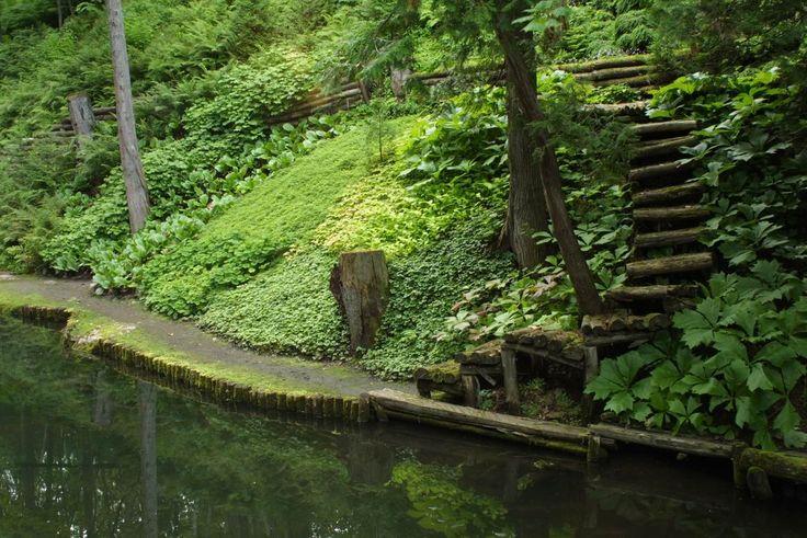 Les 11 meilleures images du tableau le jardin de quatre for Jardin 4 vents charlevoix