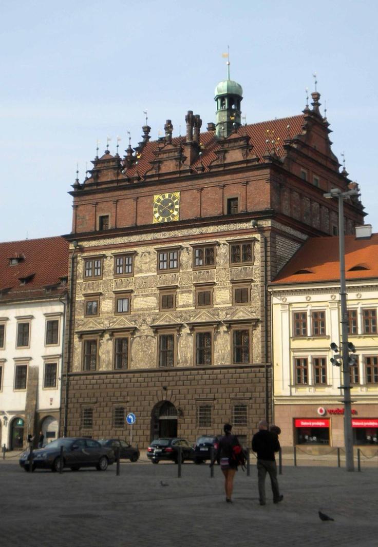 Ayuntamiento de Pilsen