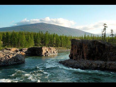 Путь на плато Путорана - YouTube