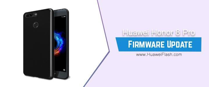 How to Flash Huawei Honor 8 Pro Stock Firmware – All