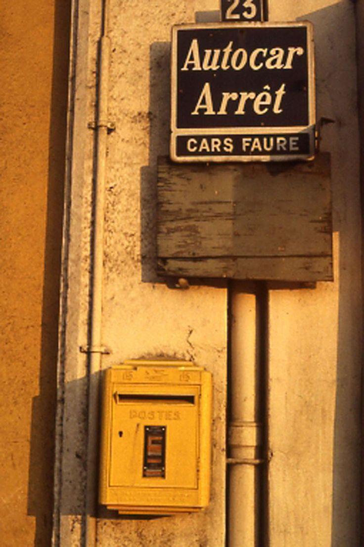 Around Chatonnay France