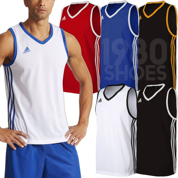 Adidas boy's #commander basketball jersey sport #training tank vest team #shirt k,  View more on the LINK: http://www.zeppy.io/product/gb/2/391630358571/