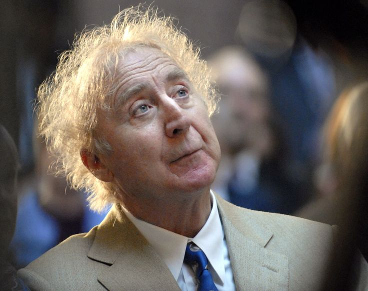 Gene Wilder star of Willy Wonka and Mel Brooks comedies is dead at 83 his family says | WTOP