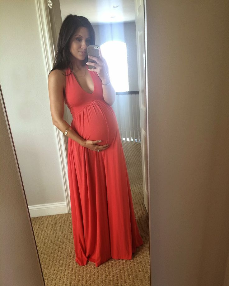 The HONEYBEE // Maxi Maternity Style (37 Weeks)