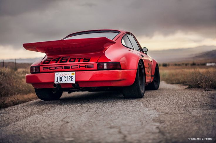 Move Right When You See This IROC-Inspired Porsche 911 - Petrolicious