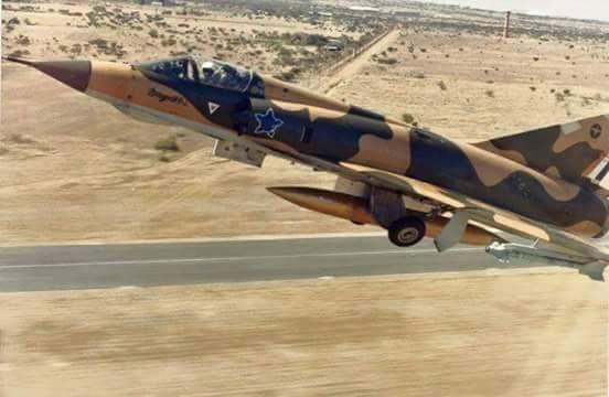 Mirage IIIEZ