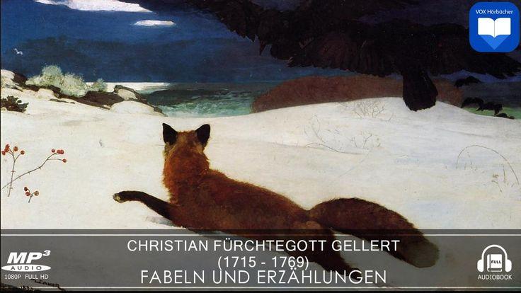 Hörbuch: Fabeln und Erzählungen von Christian Fürchtegott Gellert | Komp...