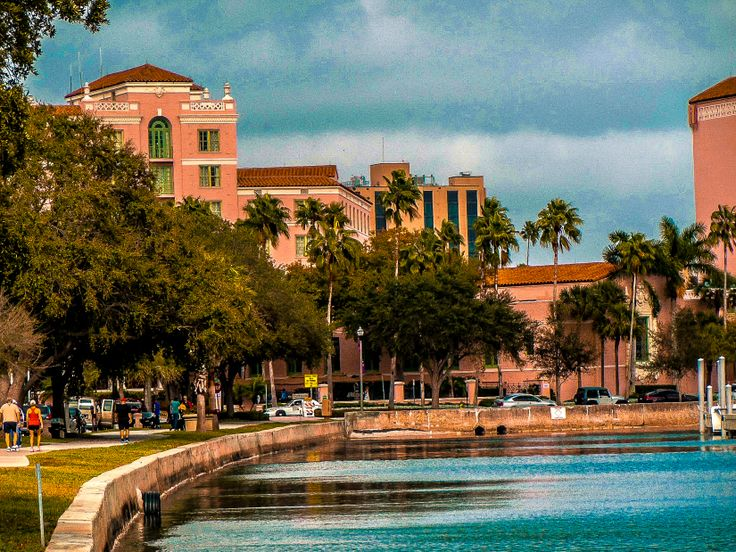 The Vinoy Hotel St. Petersburg Florida