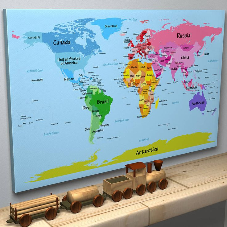 Chile Location On World Map%0A Child u    s Big Text World Map