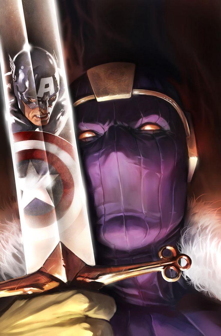 Daniel Brühl to play Baron Zemo in Captain America: Civil War - NeoGAF