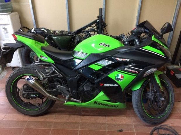 Kawasaki Ninja 250 R SPACIAL EDITION