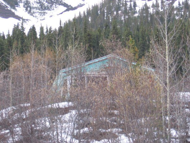 Abandoned Cassiar is a ghost town in British Columbia, Canada( Most of the contents of the town, including a few houses, were sold off and trucked away. Most of the houses were bull-dozed and burned to the ground) Pic-3